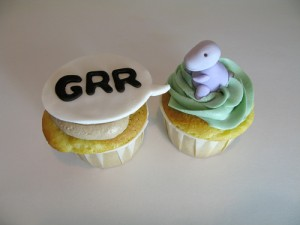 Bev's Grrday Cupcakes by abakedcreation cc (by, nc, nd)